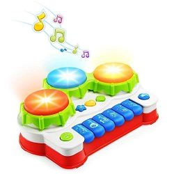NextX Baby Musical Toys Keyboard Piano Electronic Learning Toys Fun Playing Birthday Gift