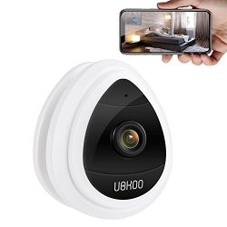Wireless Security Camera, Home WiFi Wireless IP Camera with Motion Detection Remote Monitoring B ...