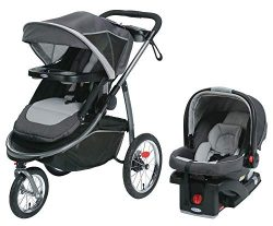Graco Modes Jogger Travel System, Admiral