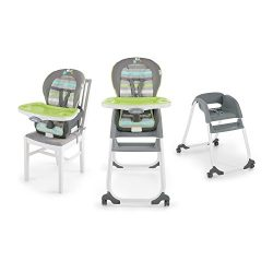 Ingenuity Trio Elite 3-in-1 High Chair – Vesper – High Chair, Toddler Chair, and Booster
