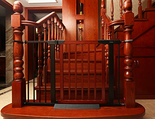 Baby Gate Baby Gate For Stair With Banisters Pet Gate Fit Stairway