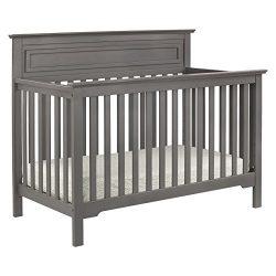 DaVinci Autumn 4-in-1 Convertible Crib, Slate