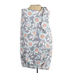 Balboa Baby Dr. Sears Nursing Cover – Grey Dahlia