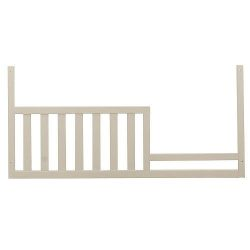 Baby Cache Montana Collection Toddler Bed Guard Rail, Glazed White