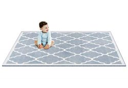 Designer Baby Play Mat – Thick Playmat Baby Mat with Non-Toxic Safety Soft Foam – Ba ...