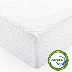 Dourxi Crib Mattress, Dual Side Sleep System Baby Crib Mattress for Infant and Toddler, Waterpro ...