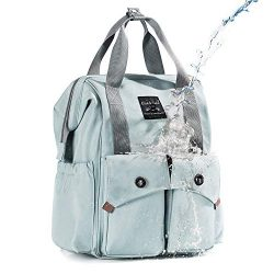 Catlin Go Go Diaper Bag Backpack Multi-Function Waterproof for Girl and Boys Large Capacity Styl ...