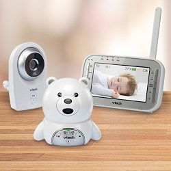 VTech Baby Monitor VM341-216 With Two Night Vision Cameras And Expandable Digital Video High res ...