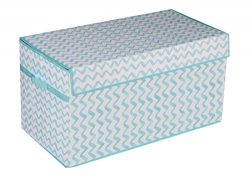 LUXENNO Toy Chest Organizers (Chevron)