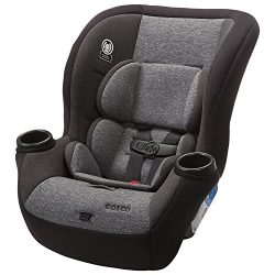 Cosco Comfy Convertible Car Seat (Heather Granite)