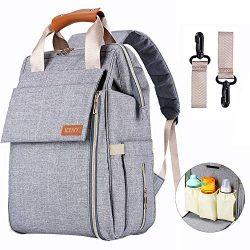 Diaper Bag,Baby Bag,Diaper Bag Backpack,Baby Diaper Bag for Girls and Boys,Multi-Function,Waterp ...