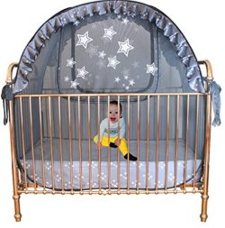Best Baby Crib Tent – Trusted for 20+ Years – Proven to Keep Your Baby from Climbing ...