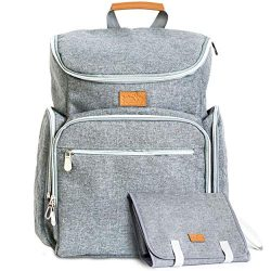 Baby Republic Diaper Bag Backpack – Baby Bag for Mom Girls Boys and Dad – Diaper Bag ...