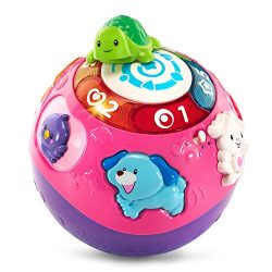 VTech Wiggle and Crawl Ball – Purple – Online Exclusive