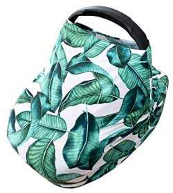 Baby Nursing Cover – Infant Carseat Canopy – Breastfeeding Accessories – Ultra ...