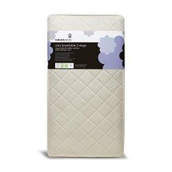 Naturepedic Organic Breathable 2-Stage Crib Mattress (Ultra)