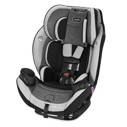 Evenflo EveryStage DLX All-in-One Car Seat, Latitude