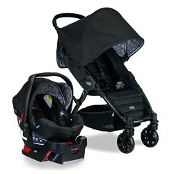 Britax Pathway & B-Safe 35 Travel System, Sketch