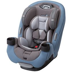 Safety 1st Grow and Go EX Air 3-in-1 Convertible Car Seat, Moonlit Path
