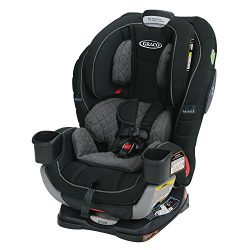 Graco Extend2Fit 3-in-1 Car Seat featuring TrueShield Technology,  Ion, 1 pounds