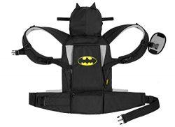 KidsEmbrace Deluxe Baby Carrier with Hood, DC Comics Batman