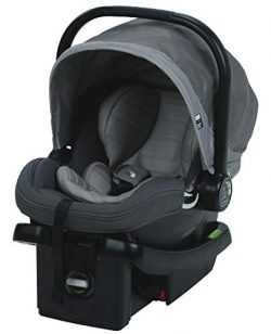 Baby Jogger City Go Infant Car Seat and Base – Steel Gray
