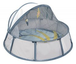 Babymoov Babyni Premium Baby Playpen | Pop-Up Indoor & Outdoor Canopy for Babies to Safely S ...