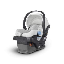 UPPAbaby MESA Infant Car Seat – Bryce (White & Grey Marl)