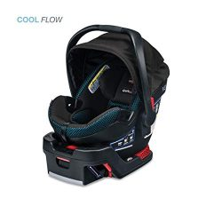 Britax B-Safe Ultra Infant Car Seat, Cool Flow Teal