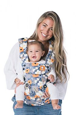 Baby Tula Explore Baby Carrier 7 – 45 lb, Adjustable Newborn to Toddler Carrier, Multiple Ergono ...
