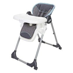 Baby Trend Dine Time 3 in 1 Baby & Toddler Feeding High Chair, Starlight Blue