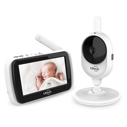 "Special Offer!LBtech Video Baby Monitor with One Digital Camera and 4.3"" Color LCD Screen, ..."