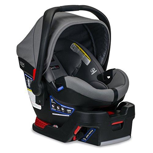 Britax B-Safe Ultra Infant Car Seat, Gris