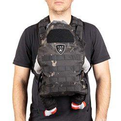 TBG Tactical Baby Carrier (Black Camo)