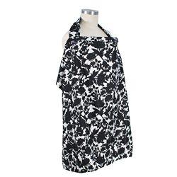 Bebe au Lait Premium Cotton Nursing Cover, Sakura