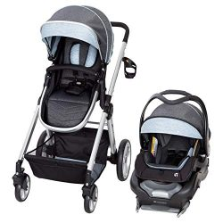 Baby Trend Go Lite Snap Tech Sprout Travel System, Blue Spectrum