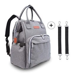Diaper Bag Backpack – Multi-Function Maternity Nappy Bags for Baby Care | Travel Backpack  ...