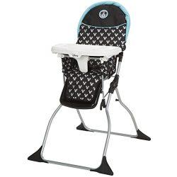 Disney Baby Simple Fold Plus High Chair, Mickey Shadow