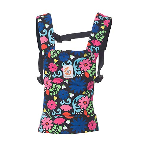 Ergobaby Original Baby Doll Carrier, French Bull – Flores