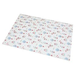 Emmzoe Disposable Sanitary Diaper Changing Table Mat Pads – Germ Protection, Soft, Leakpro ...