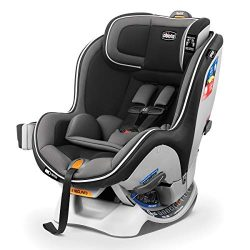 Chicco NextFit Zip Convertible Car Seat – Carbon