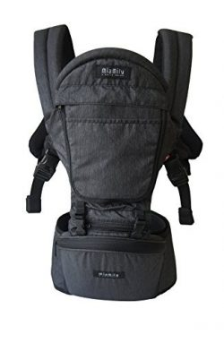 MiaMily HipsterTM Plus 3D Child & Baby Carrier – Perfect 360 Backpack Alternative for  ...