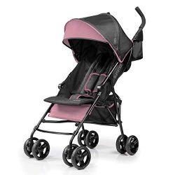 Summer 3Dmini Convenience Stroller (Pink/Black)