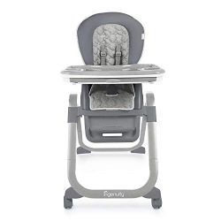 Ingenuity SmartServe 4-in-1 High Chair with Swing Out Tray – Connolly – High Chair,  ...