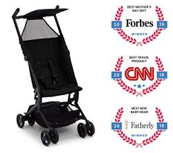 The Clutch Stroller by Delta Children – Lightweight Compact Folding Stroller – Inclu ...