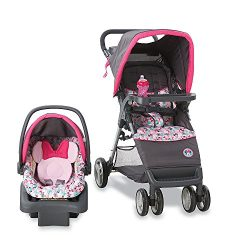 Disney Minnie Mouse Infant Travel System