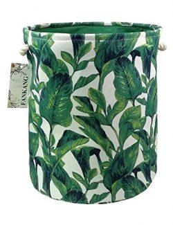 Storage Baskets,Collapsible & Convenient Nursery Hamper/Laundry Bin/Toy Collection Organizer ...