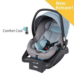 Safety 1st onBoard 35 LT Comfort Cool Infant Car Seat, Niagara Mist
