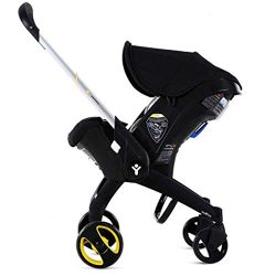 Baby Stroller 4 in 1& 3 in 1 Newborn Bassinet Cradle Type Child Safety Seat Baby Carriage Ba ...