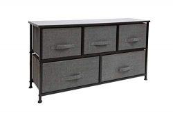 East Loft Extra Wide Storage Cube Dresser | Organizer for Closet, Nursery, Bathroom, Laundry or  ...